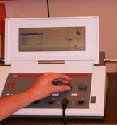 afbeelding van een bekkenfysiotherapeutisch-meetcomputer